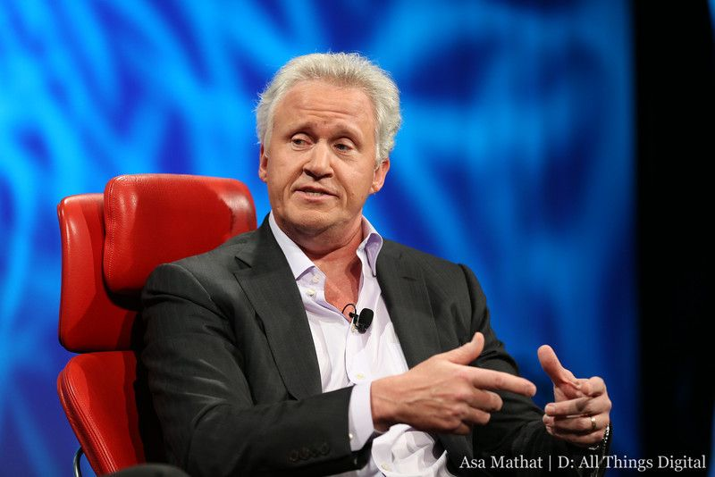 Jeff Immelt emerges as frontrunner to become Uber CEO https://t.co/srInC1645R https://t.co/9W22JjVDiH