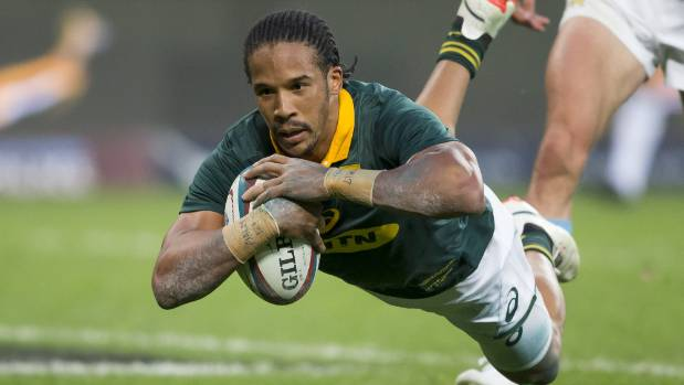 Springboks beat Argentina comfortably to open Rugby Championship campaign