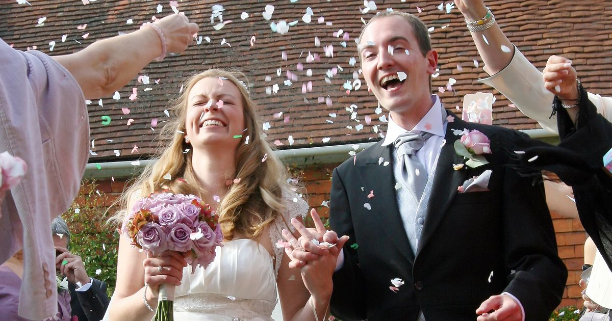 Man reveals how he ruined one bride's big day - and is still plagued by guilt