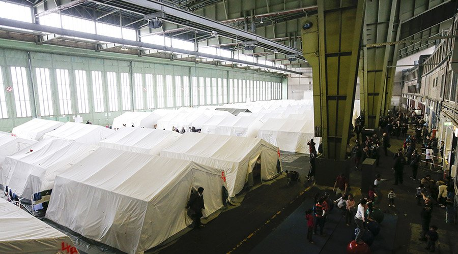 Nazi bases, mafia hideouts & prisons: Europe's weirdest makeshift refugee shelters