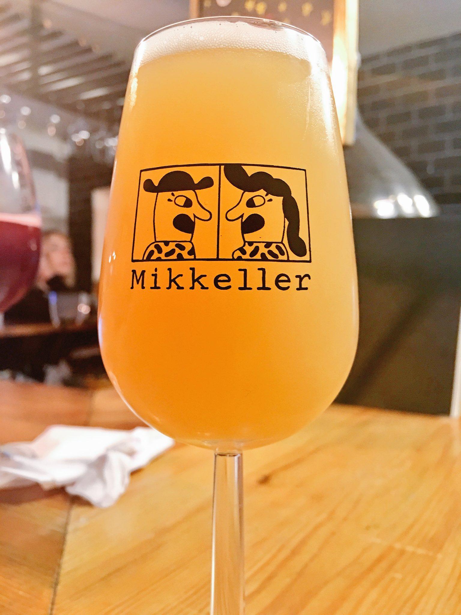 Catavinos de cerveza imperial IPA en @MikkellerBeer Copenhague https://t.co/mLwjPHwtOG
