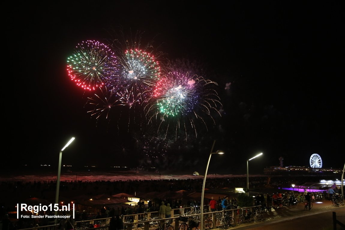 #Vuurwerkfestival