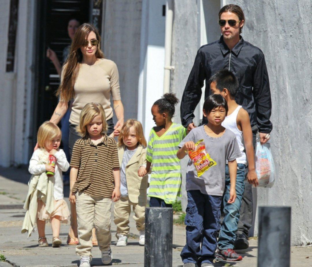 Angelina Jolie Photos, News and Videos Just Jared Angelina jolie family latest photos