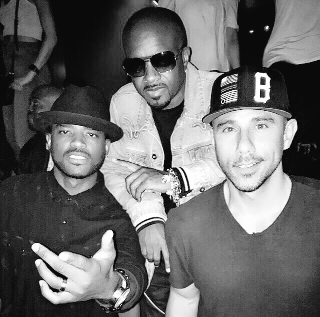 #Chicago vibes with my brotha @jermainedupri & long time ChiTown buddy @BillyDec !!! https://t.co/YgtCcMMxIq