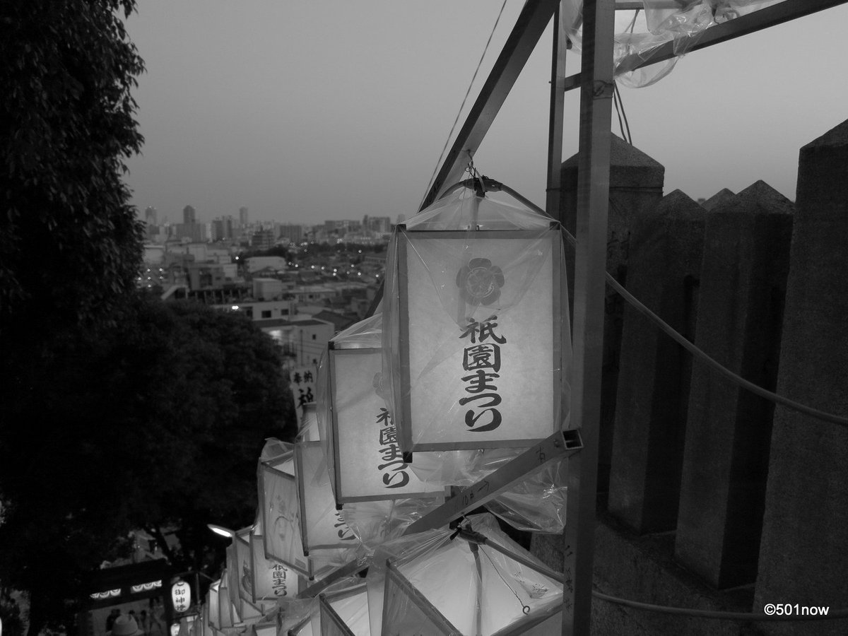 『夏の思い出 #4』#神戸 #祇園まつり #祇園神社 #写真撮ってる人と繋がりたい#写真好きな人と繋がりたい#ファインダ