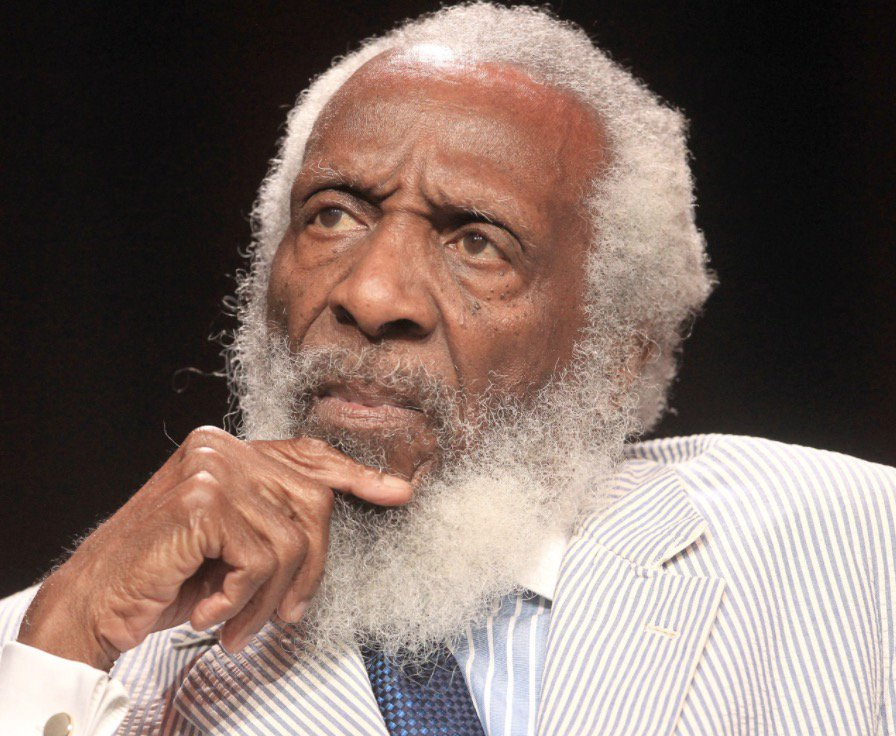 RIP Dick Gregory Who Passes Away at the Age of 84 https://t.co/CGd88Wpuhs https://t.co/DEjHwGToYf