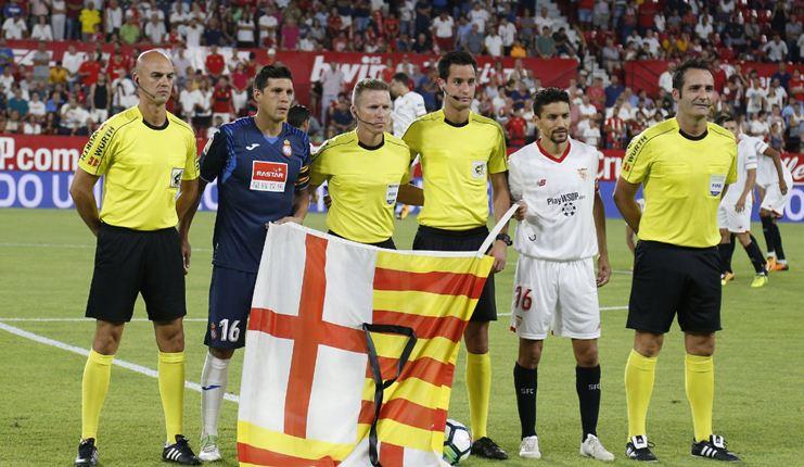 Divisi Primera: 10 Pemain Sevilla Ditahan Espanyol  https://t.co/DwYrbtjfIF https://t.co/IlidipOchS