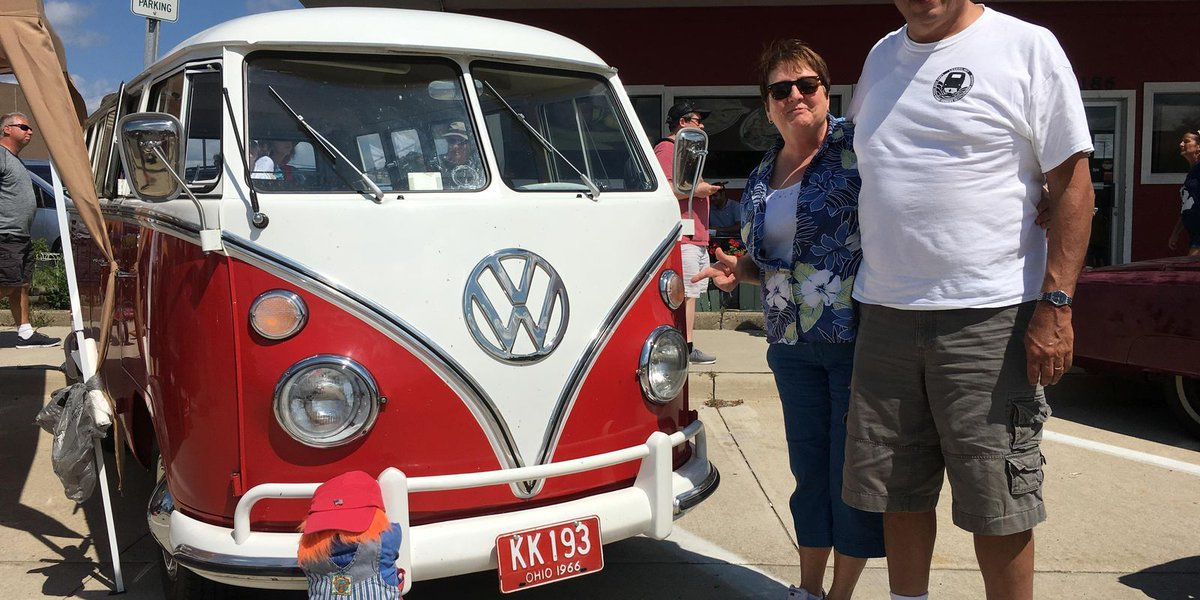 VW love at Dream Cruise: A different kind of nostalgia