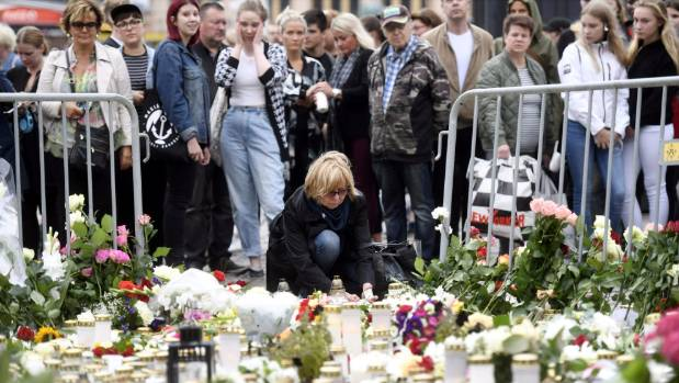 Killer 'targeted women' in Finland's first suspected terror attack