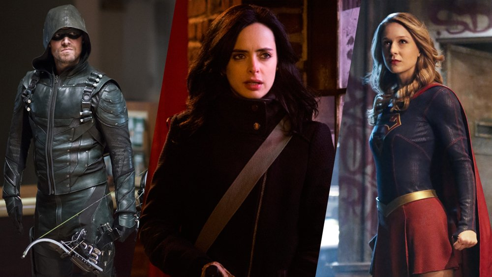 Where do TheDefenders rank among other superhero TV shows? @Marvel @DCComics