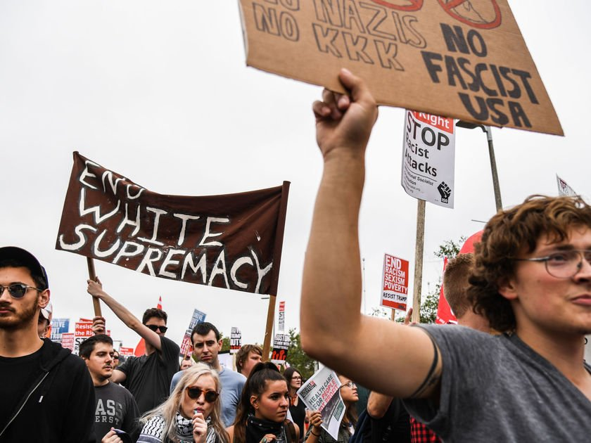 'Free speech' rally ends early as thousands of counter-protesters descend on Boston Common