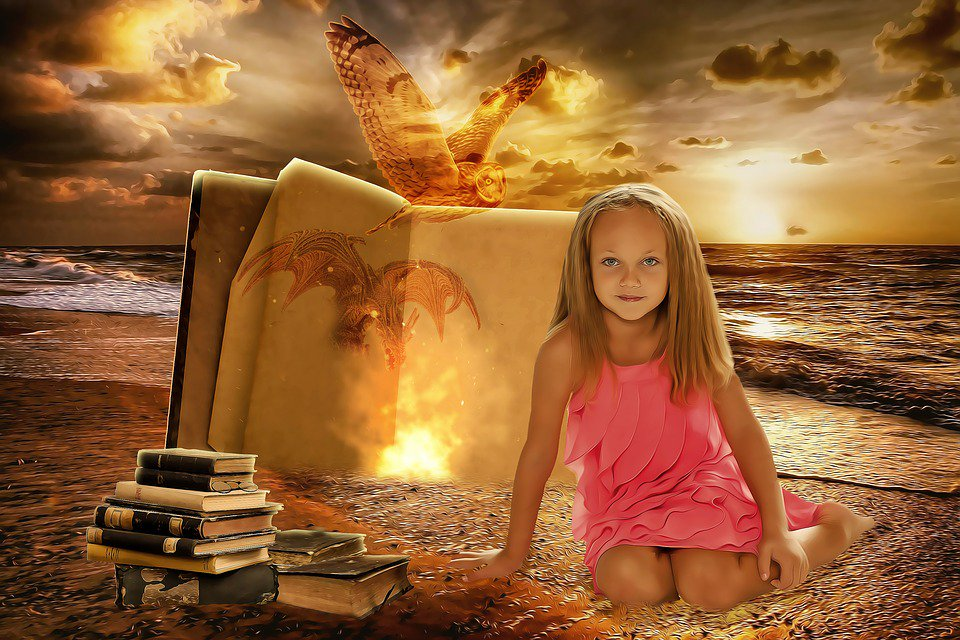 RT @RGBookWorld: Add some fantasy to your life, read a little every day! #IAN1 #IARTG #ASMSG https://t.co/k7W7iVjner