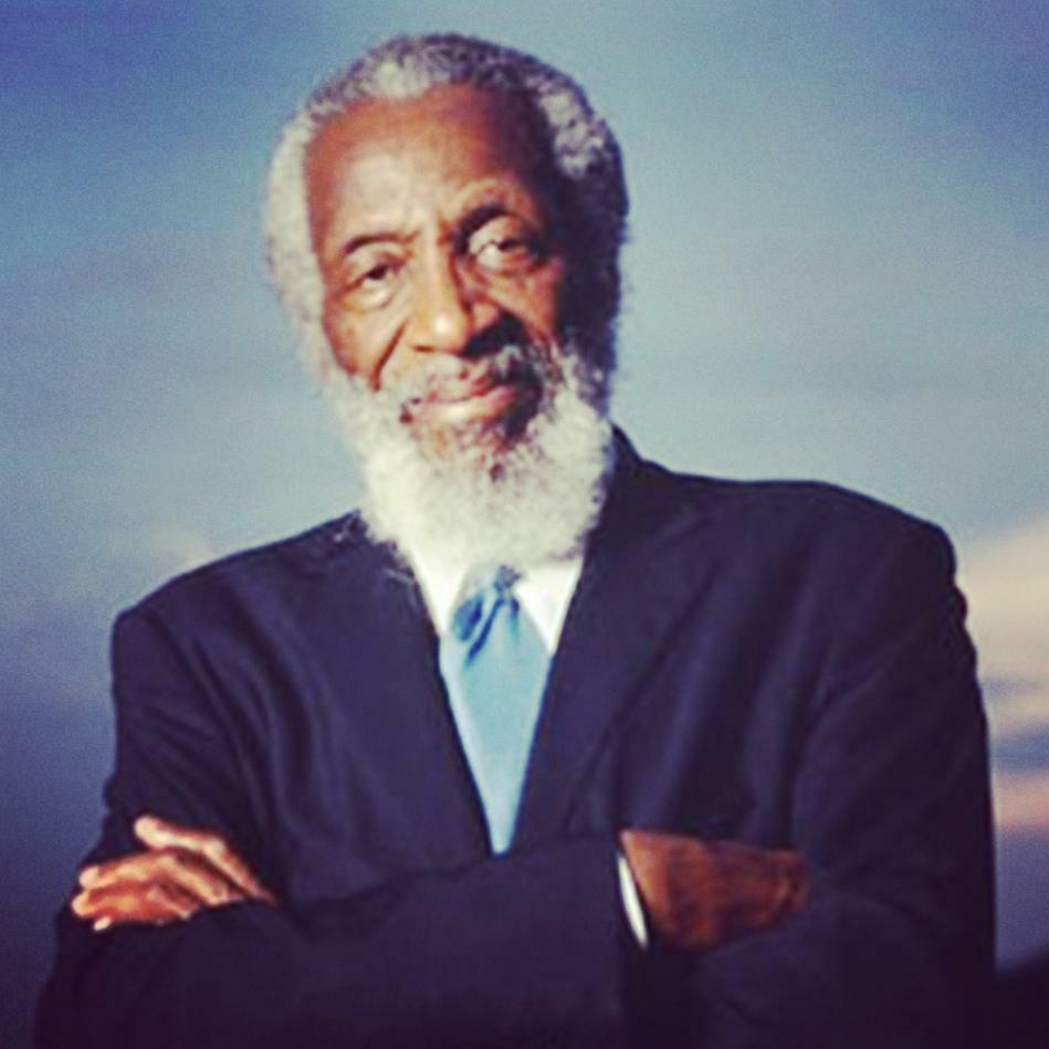 RIP Dick Gregory ���� https://t.co/jsRNWcdYdT