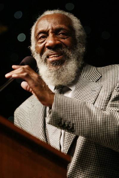 Civil Rights Activist, Comedian & Writer, Dick Gregory has passed away at the age of 84. #RIP ���� https://t.co/epJ6uo5BiZ