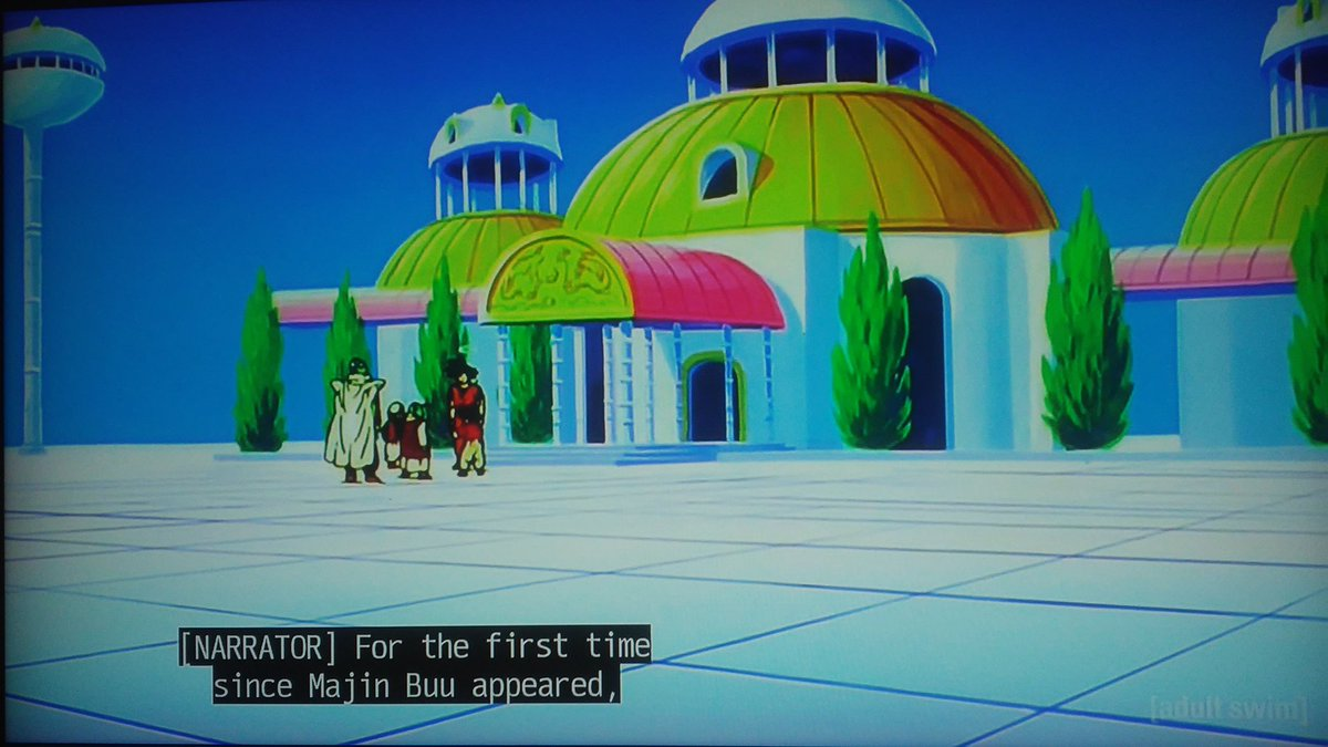 "Next time on ""We gotta find some Majins!""  #DBZKai #Toonami https://t.co/eOn3uQXWUW"