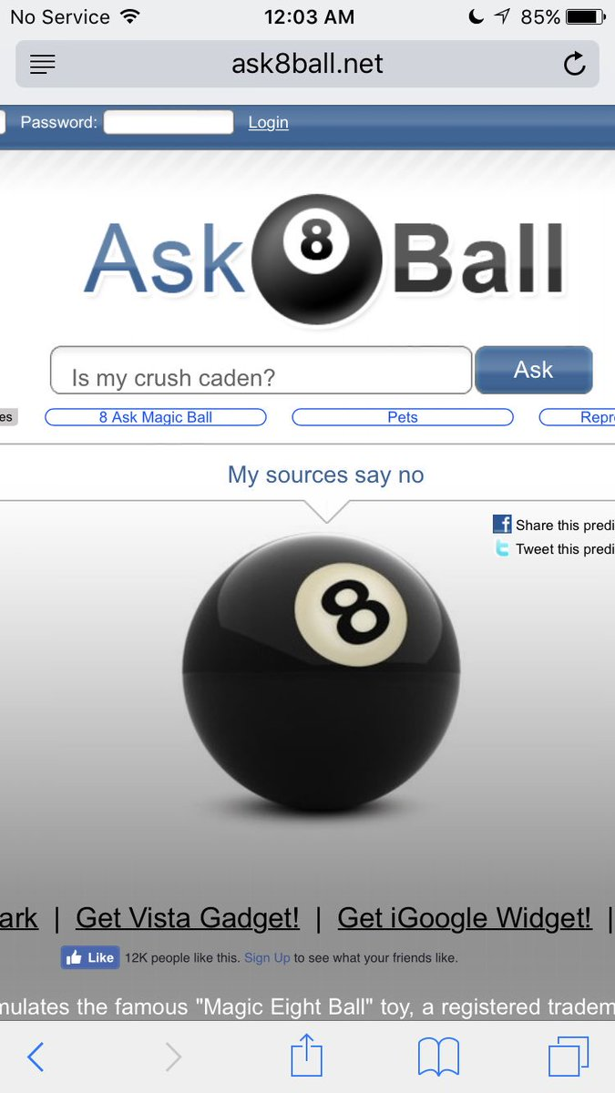 @BBSecretService I was going to say ask the magic eight ball https://t.co/SGvOnPkBxG