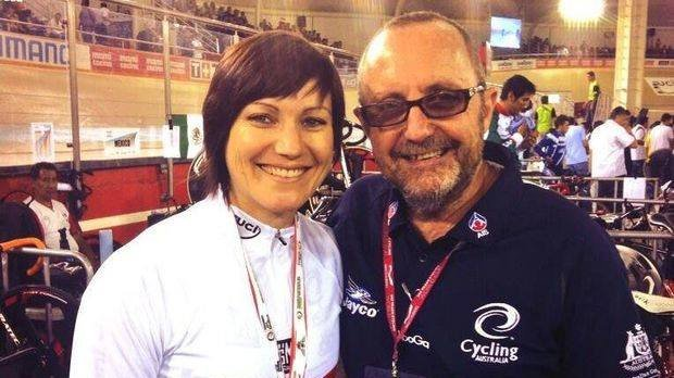 test Twitter Media - Anna Meares' former coach, Gary West, dies after MND diagnosis https://t.co/jgFAC1mFY4 #cycling https://t.co/OTLk5kQBV1