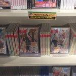 渋谷「hmv museum×けものフレンズ」企画展で『てさぐれ!部活もの』のディスクも売られる