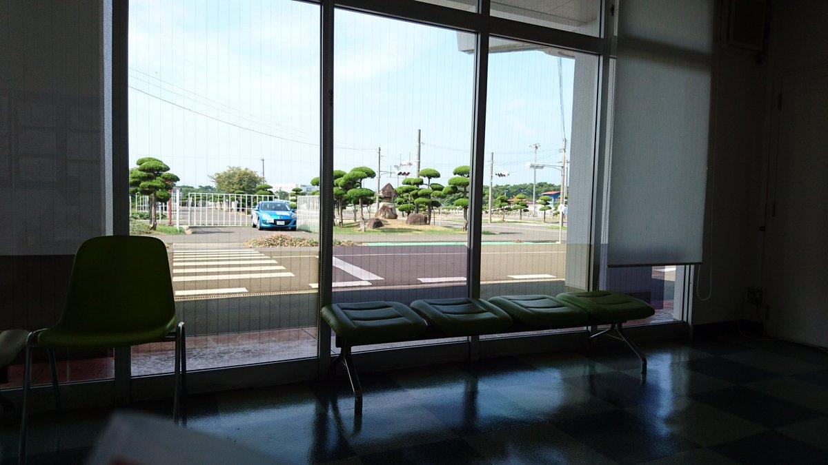 三豊自動車学校の合宿 三日目です。入ってちょい奥に観音寺ゆゆゆコラボポスターが全種類飾ってありました!#yuyuyu