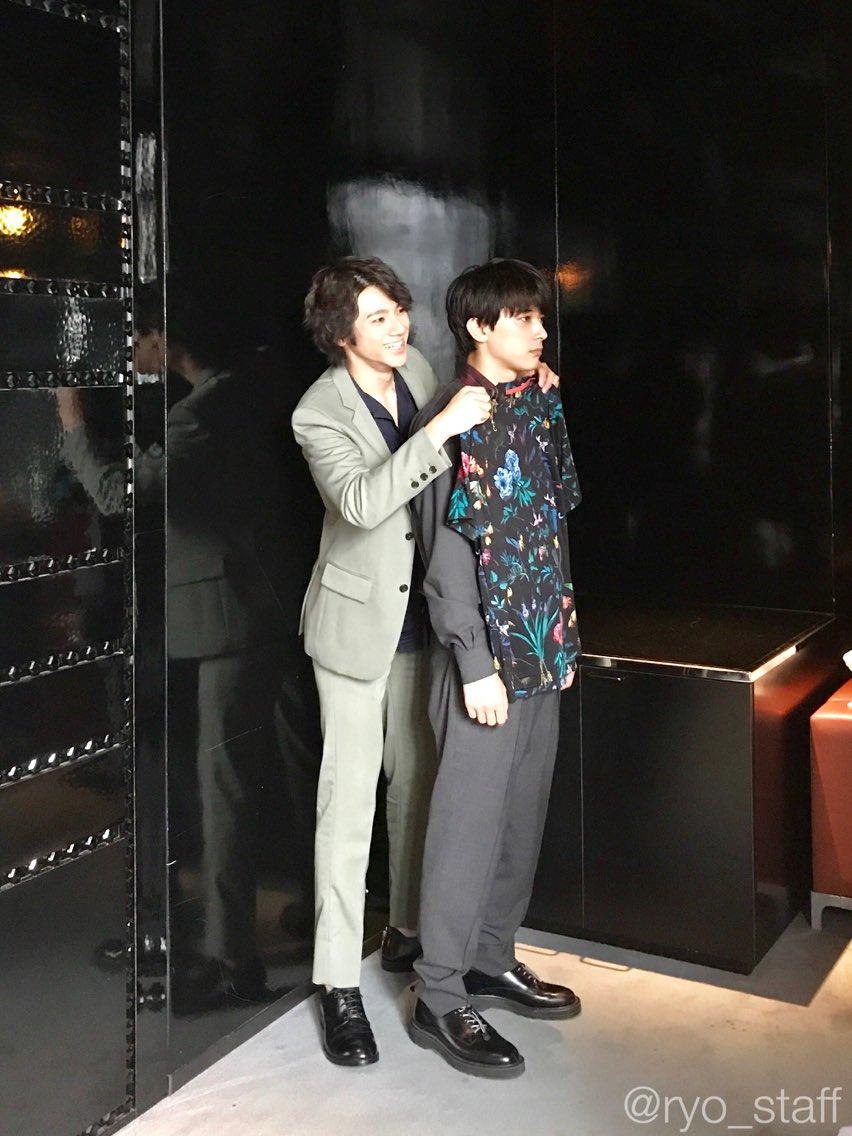 今日はちょっと久しぶりのとある街で撮影した後、斉木楠雄のΨ難の取材へ📚✨海藤役は本当に楽しかったようです😄来月はいよいよ