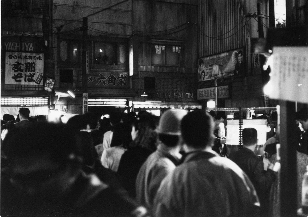 偽景:新横浜ラーメン博物館 #ファインダー越しの私の世界 #路上観察 #photo #写真 #film #フィルム #銀