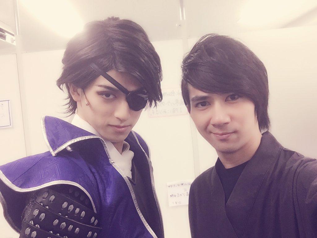 斬劇「戦国BASARA」小田原征伐東京公演、無事に終わりました!!楽しい日々の連続でした〜♪ハプニングもありましたが、そ