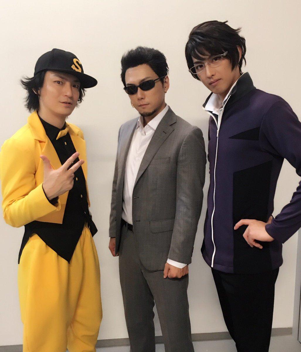 プリンスオブストライドep4東京公演すべて終了しました!皆様ご来場ありがとうございました!熱いEOSでした。ネイキッドス