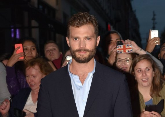 Jamie Dornan to take part in charity football match for Grenfell Tower victims #jamiedornan  https://t.co/1quZ5yt7x1 https://t.co/7IvQC8VLjf