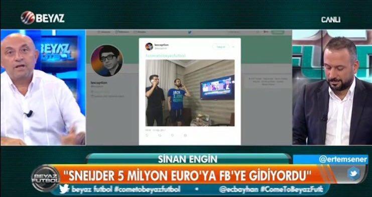RT @Futbolmerkez: Sinan Engin: