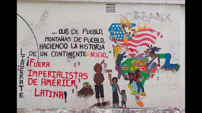 RT @Diario_Octubre: Pablo Hasél,,,, RESISTE VENEZUELA (y que les duela): https://t.co/MPKgcoxAXU https://t.co/Rb3TdAIyNg