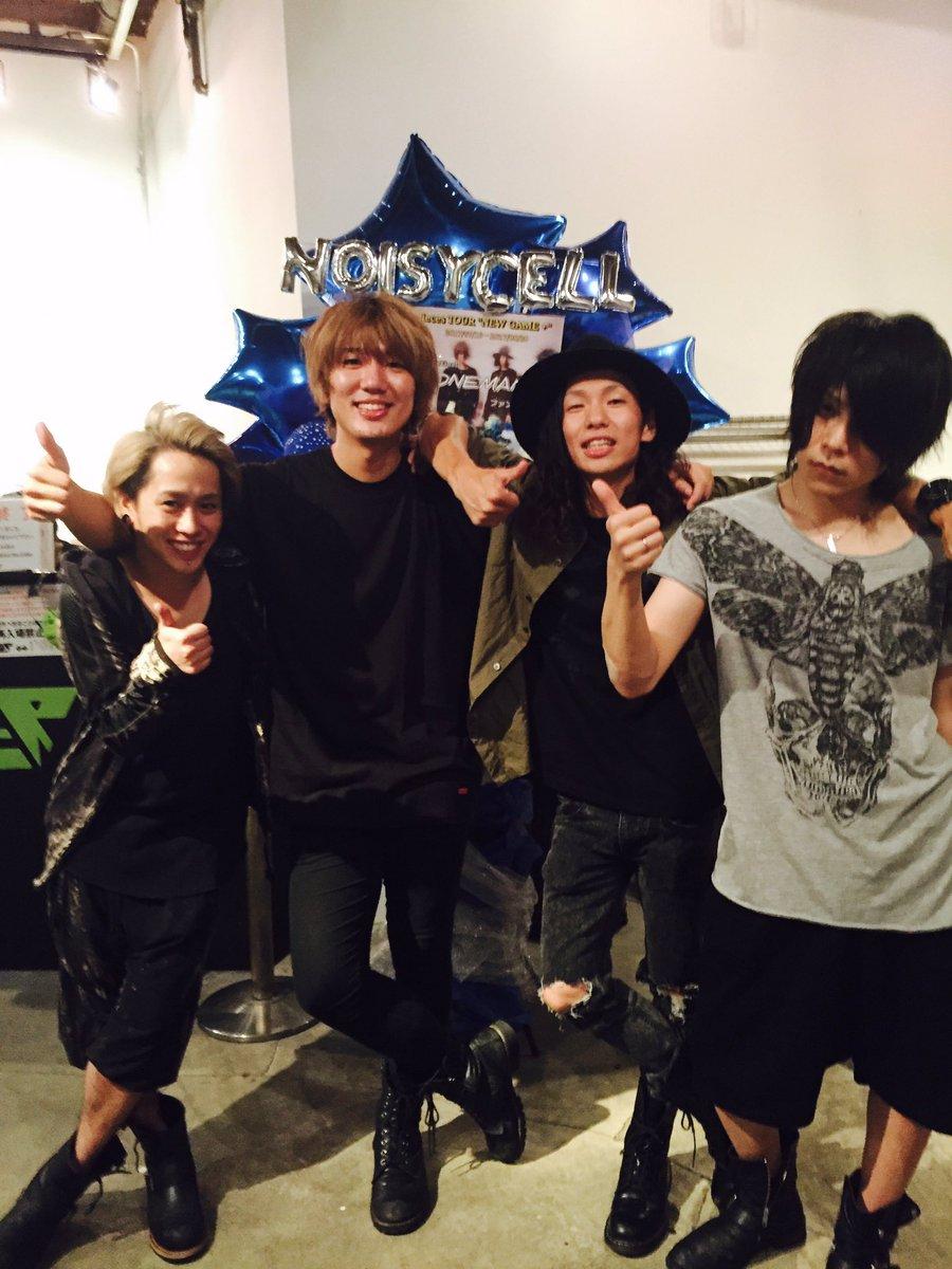 """本日はPieces TOUR FINAL """"NEW GAME +""""ご来場いただき本当にありがとうございました!#Nois"""