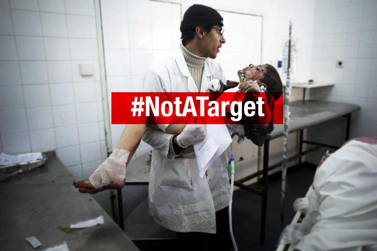#NotATarget