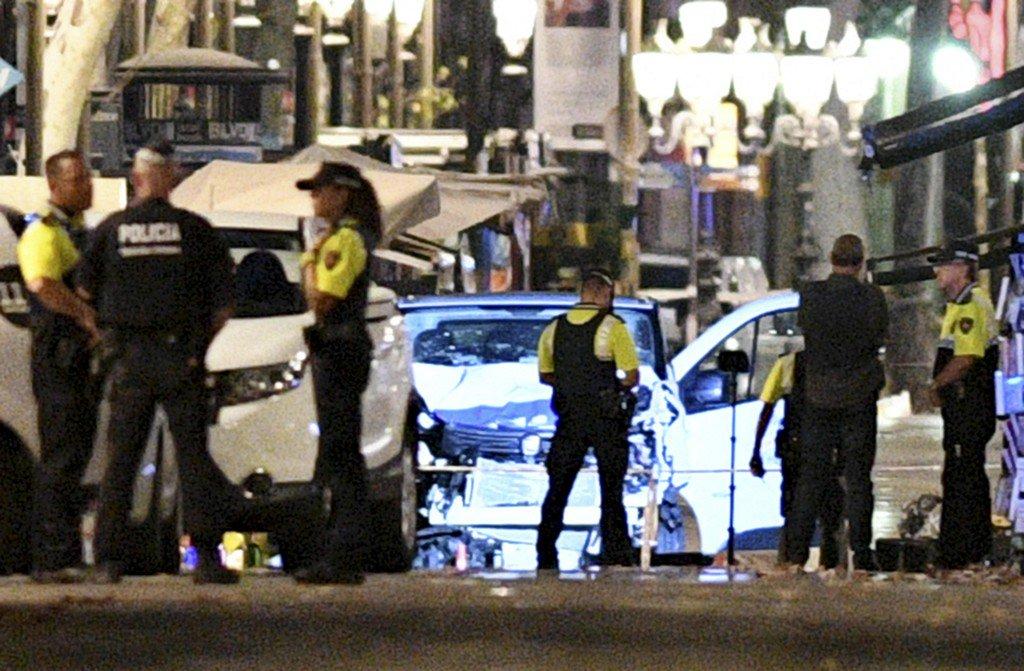 California man celebrating wedding anniversary killed in Barcelona attack
