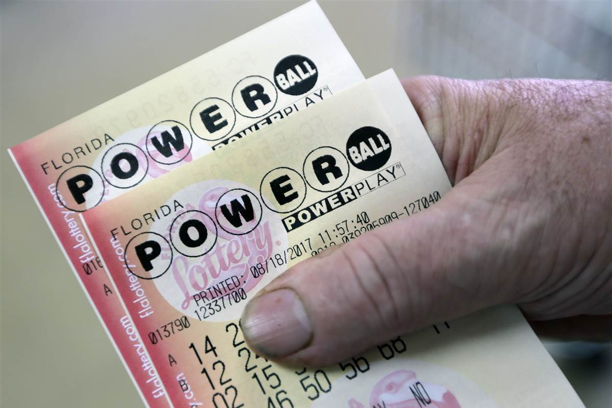 Powerball jackpot grows to $650M — second-largest in history