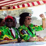 Zimbabwe First Lady flies home, leaving S. Africa assault case