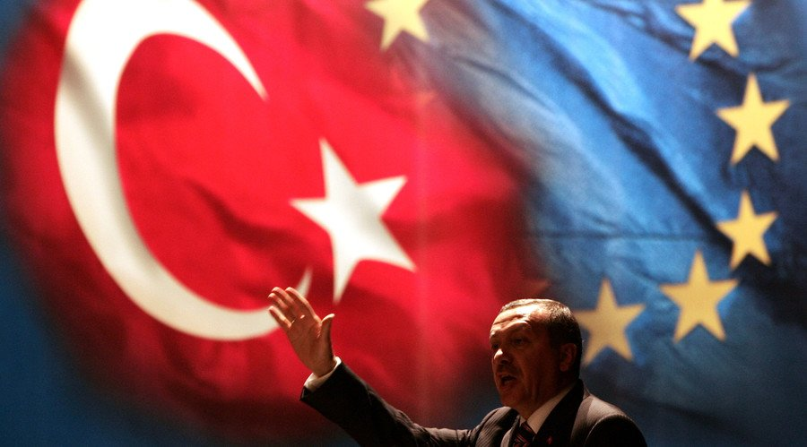 'Turkish President Erdogan has given up on the European Union' (Op-Ed)