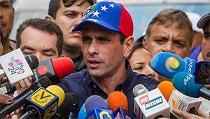"""""""Sin unión perdemos todos"""", el mensaje de Capriles a los venezolanos https://t.co/xMQsZ4qi0c https://t.co/Pe9HJgxZtV"""