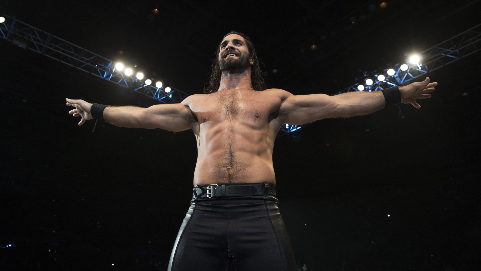 The real-life diet of Seth Rollins (@WWERollins), wrestling star and CrossFit Jesus https://t.co/XCJqsFUqMD https://t.co/Tpa2SPd2qc