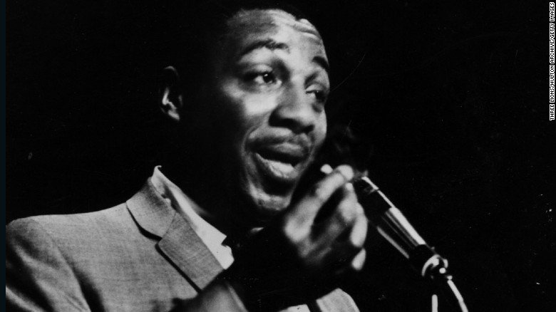 Comedian and civil rights activist Dick Gregory died Saturday at the age of 84