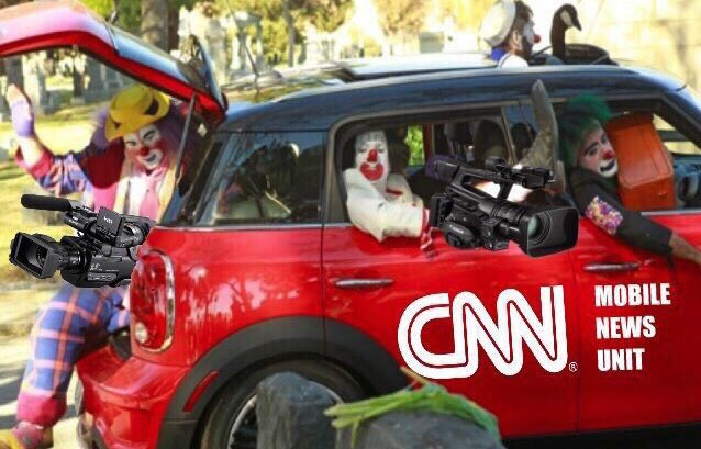 RT @Veteran4Trump: CNN this morning all spun! 😂😂 #SundayMorning https://t.co/slZ8wYMw6C