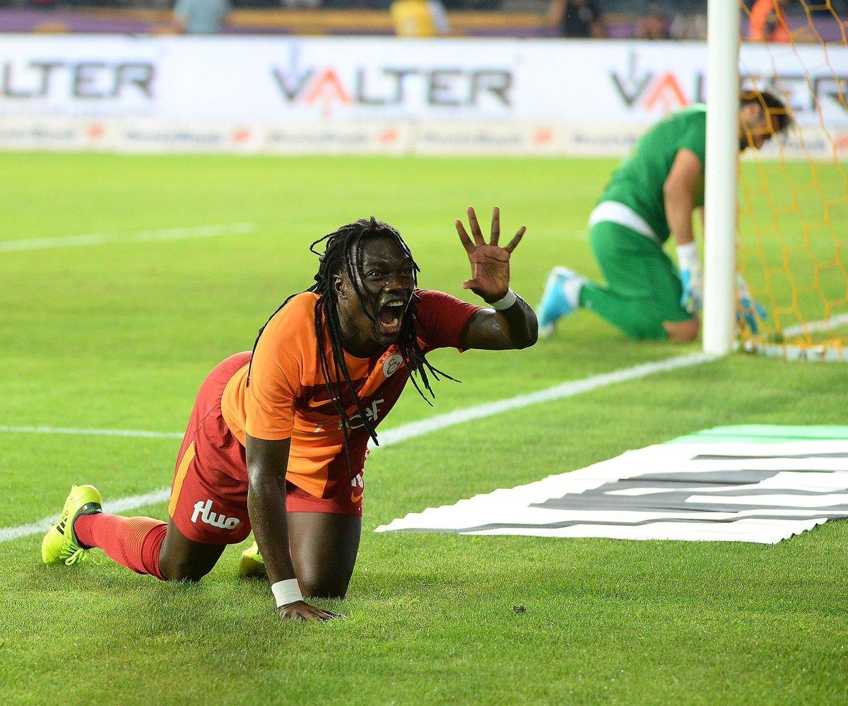 RT @Futbolmerkez: Bafetimbi Gomis'in Süper Lig başlangıcı;  📆 Maç: 2 ⚽️ Gol: 3 🎯 Asist: 1 https://t.co/P5DP85FXwE