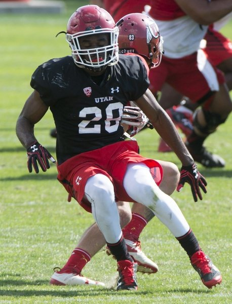 Utah football: Opposing receivers will have tough time outrunning Javelin Guidry