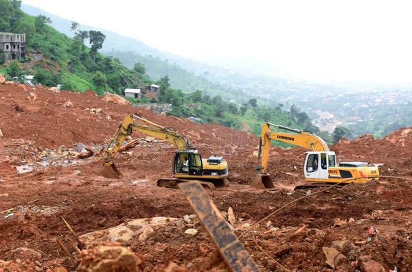 Dodental Sierra Leone loopt op