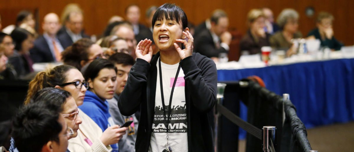 Antifa Protester Yvette Felarca Says Violence Against The Far-Right Is 'Not A Crime' https://t.co/Suct04T9vR https://t.co/EF7O8tyLMw