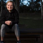 Three-time Canberra Times Fun Run women's winner Fleur Flanery will run again