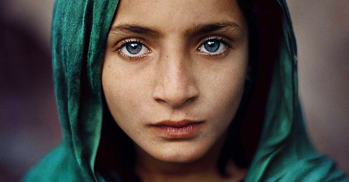 Steve McCurry's photographs urge us to shed our preconceptions of Afghanistan From @1843mag