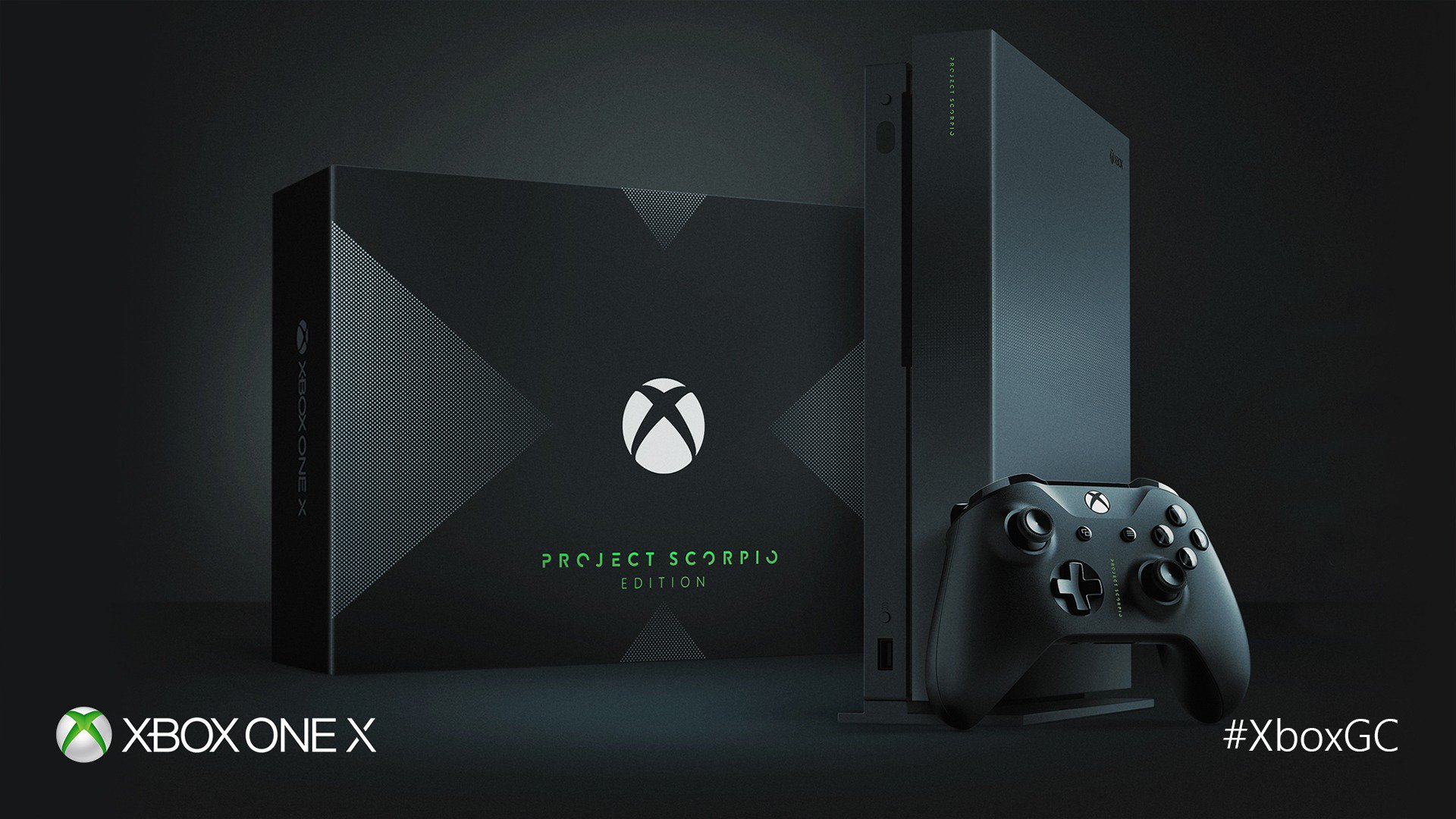 Custom design. Limited edition. Get the Project Scorpio #XboxOneX before it's gone: https://t.co/XXjNAO9nni https://t.co/bM8QAZBO5s