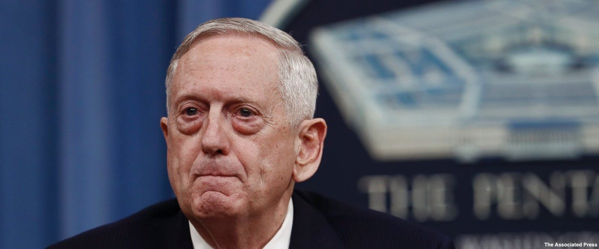 Defense Sec. Mattis tight-lipped on new Afghanistan war strategy