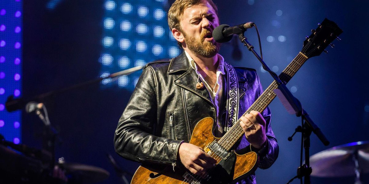 Kings of Leon treat rock royally in Indianapolis