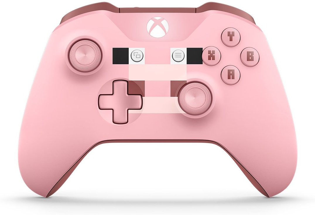 The Pig Minecraft Controller we announced earlier today is now available for...
